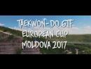 Taekwon-do GTF European cup ( Молдова 2017 )