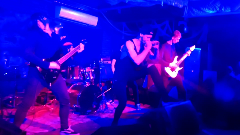 The Weil Cryomancer Defiler cover Live 28 10 2017 Club Собака Милле
