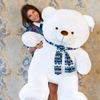 Много-мишек.com l Большие плюшевые медведи