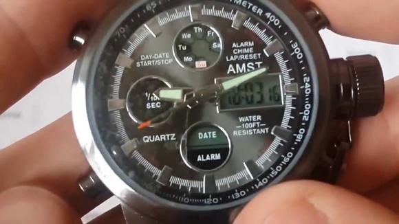 часы amst 3019 купить при этом рекламный