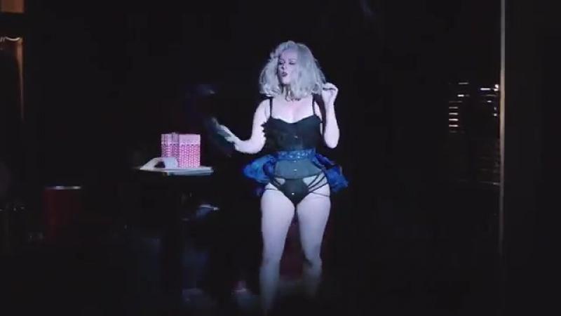 Agatha Frisky - Improv - Bootleg Sugar Burlesque Aug 2015
