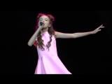 Cheap Thrills (Sia) - Арина Данилова (концерт в Анапе)
