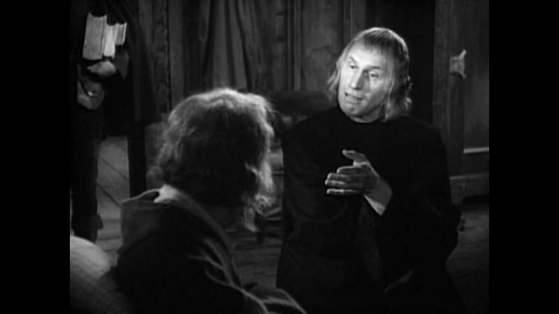 Чудесный исцелитель (Германия, 1943) режиссер Г. В. Пабст, дублированный фрагмент