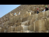 Как построили пирамиду Хеопса .