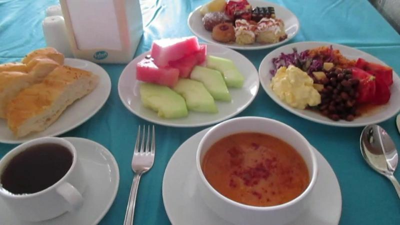 Османия 2017_ч 3 Османская кулинария