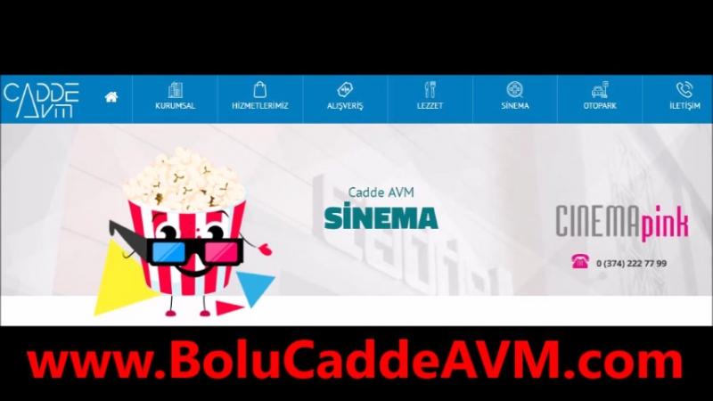 Bolu Sinema | BoluCaddeAVM.com