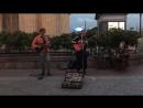Железный Ирокез - Консьюмеризм (Уличные музыканты, Питер).