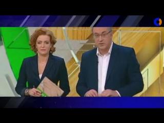 Анекдот от Андрей Норкин в ток-шоу Место встречи. Штирлец чудом