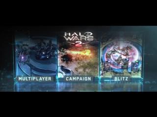 Halo Wars 2- Видео к выходу игры (RU)