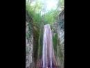 Отдых в Архипо-Осиповке. На водопадах.