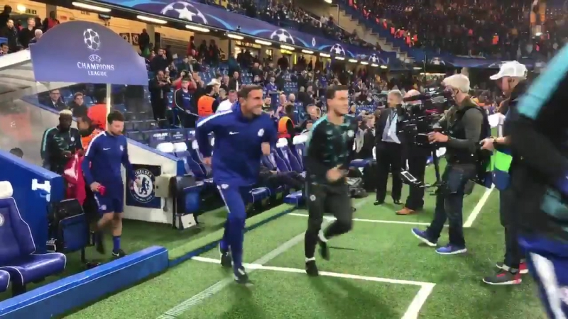 Time to warm up at the Bridge! 💪CHEROM | vk.com/blues_news