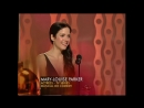 Mary-Louise Parker Wins Best Actress TV Series Musical or Comedy - Golden Globes (2006)