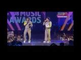 Дима Билан и Сергей Лазарев.Ведущие MTV RMA 2008Sergey Lazarev Dima Bilan