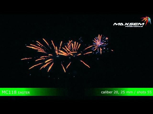 Maxsem Fireworks MC118 EASTER