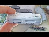 Playstation One Mini : Homemade Raspberry Pi 0 custom case - Cheap 3D printing vs SLA printing