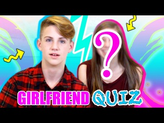The Girlfriend Quiz! (MattyBRaps vs CeCe)