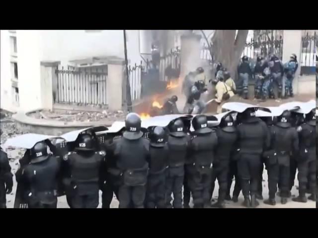 Противостояние Confrontation Майдан 2014