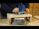 Simple Router Planer Jig - Woodworking how to