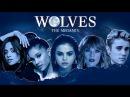 WOLVES | THE MEGAMIX feat. Selena Gomez,Ariana Grande,Camila Cabello,Justin Bieber & MORE