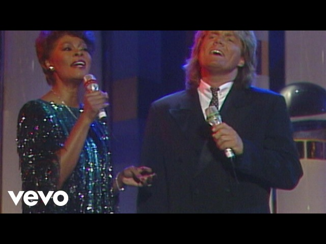 Blue System, Dionne Warwick, Dieter Bohlen - It's All Over (Telestar 12.12.1991) (VOD)