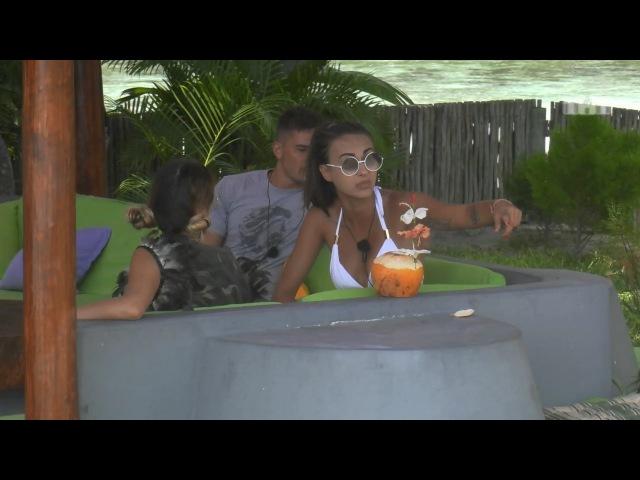 Дом 2 Закрой свой рот в мою сторону из сериала Дом 2 Остров любви смотреть беспл