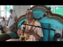 Niranjana Swami On deity installation in Kiev Ukraine 6 Aug 2017