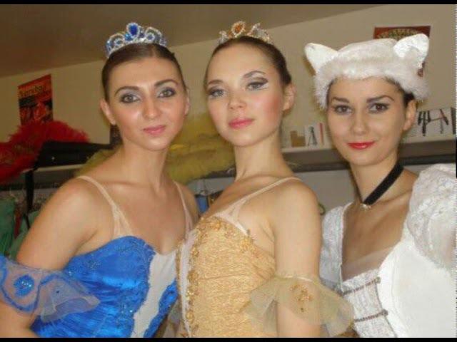 Галина Шабаршина, викладач балету