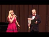 Концерт В КСРК  Марина Соболева Народная артистка КЧР в качестве ведущей концерта