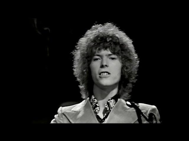 David Bowie - Space Oddity (Hits A Go Go) (1969) (HD)