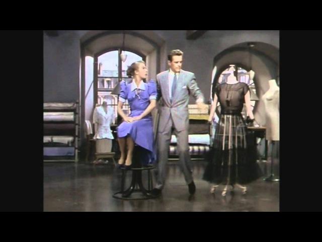 ..I WON'T DANCE - Marge Gower Champion 1952 HD
