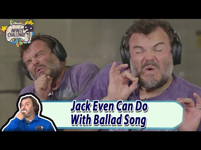 [Jack Black X MUDO] Jack Even Can Express Korean Ballad Songs 20170812