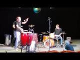 Ethnic drum performance 19.11.2017