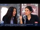Henda Ayari accusatrice de Tariq Ramadan sur BFMTV 30/10