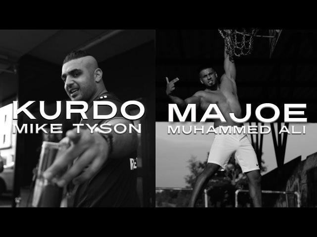 Kurdo x Majoe ✖️ MIKE TYSON vs. MUHAMMED ALI ✖️ [ offizielles Video ]