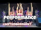 Performance at Septembermarkt 2017 - Harmelen - Netherlands - Dance Jump Sweat Enjoy