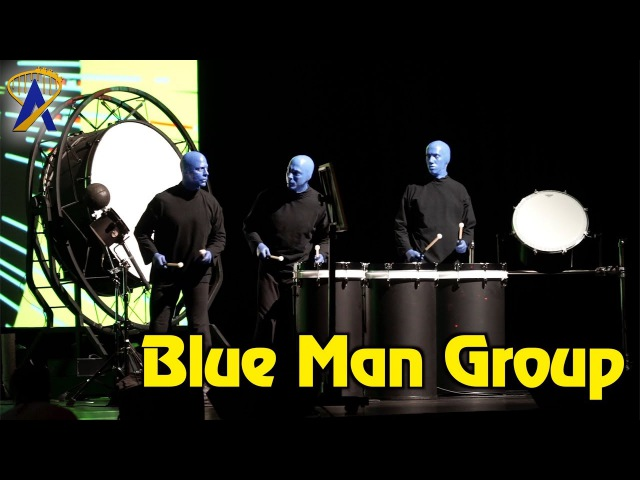 Blue Man Group Debuts New Act at IPW 2017
