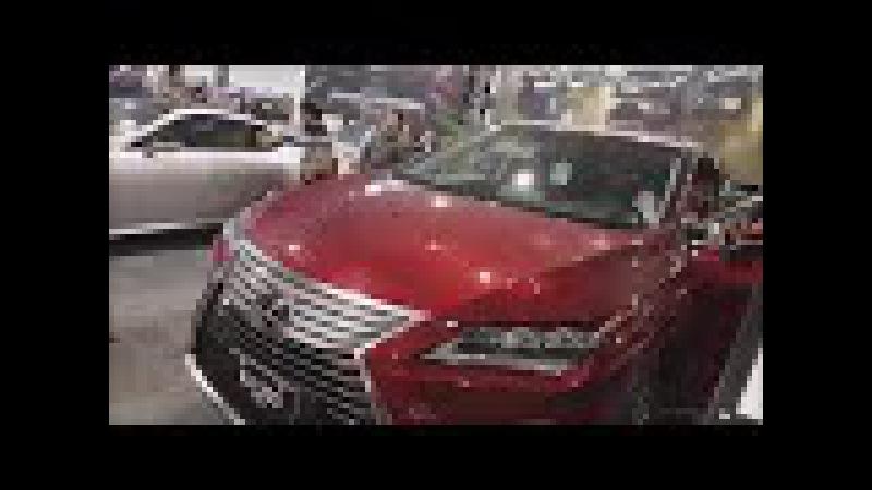 Carrosokvideos Lexus en motorshow 2017 llevo hibridos ninguno nuevo