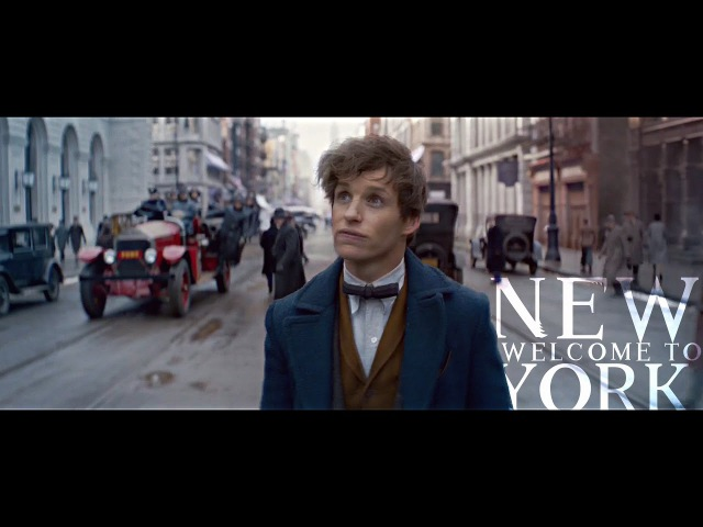 Fantastic Beasts || Welcome to New York