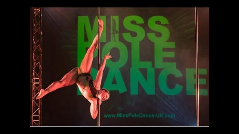 Nicole Tait Miss Pole Dance UK 2017