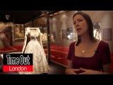 See the Coronation Dress at Buckingham Palace