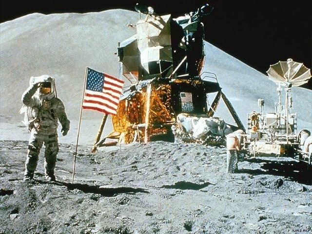 Покорение Луны. История космической программы Аполлон. Лунные снимки. Вселенная Космос HD 26.03.2017