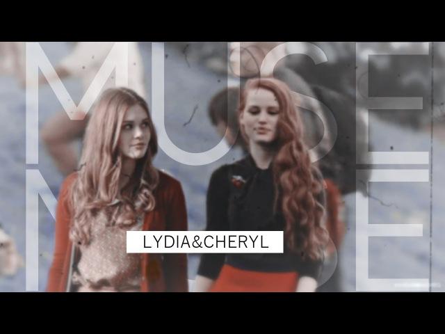 Cheryllydia [be my muse]