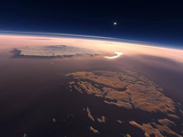 Марс Красная планета vfhc rhfcyfz gkfytnf