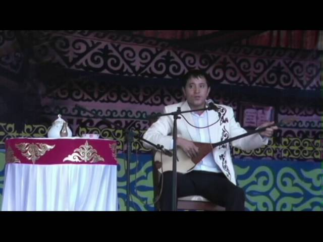 Сара Тоқтамысқызы - Мақсат Ақанов. Айтыс - 2016
