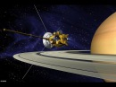 Huygens Mission Saturn Images / Images of Saturn / Saturn Rings Moons etc