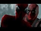 Spideypool -  SLASH  - SpidermanDeadpool
