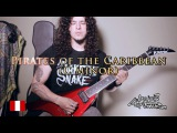 Pirates of the Caribbean 2017 (C minor HEAVY METAL)