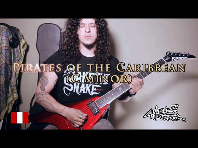 Pirates of the Caribbean GOES METAL