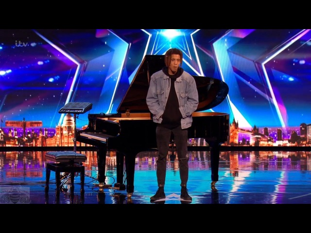 Britains Got Talent 2017 Tokio Myers Amazing Artist Leaves Judges Speechless Full Audition S11E03