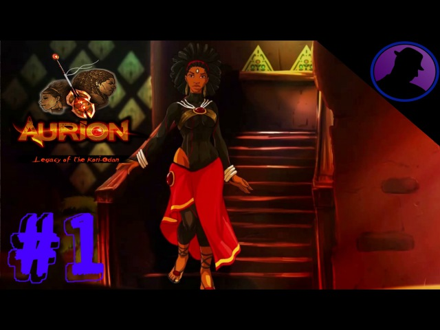 Let's Play Aurion Legacy Of The Kori-Odan - Ep. 1 - Phear The King!